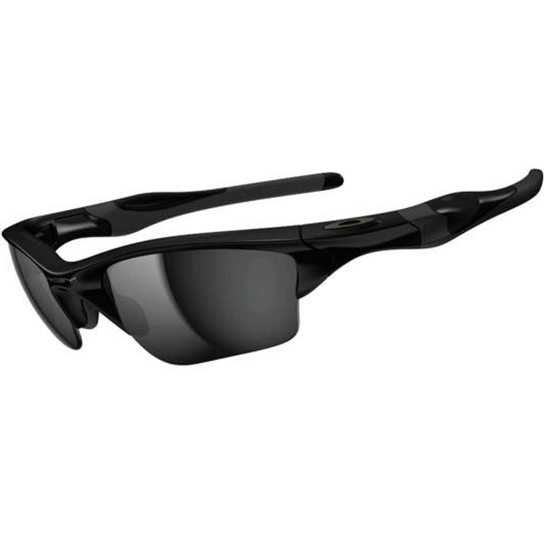 Oakley Polished Black/Black Iridium Half Jacket 2.0 XLJ