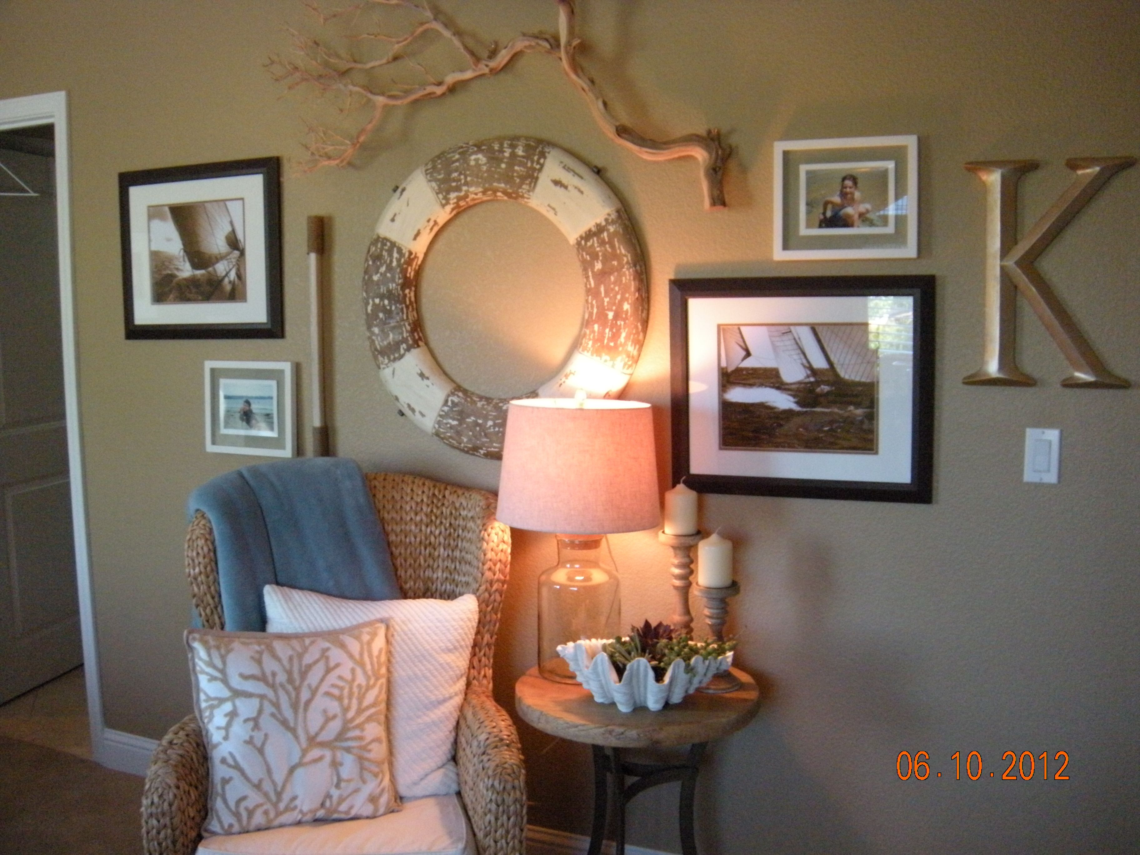Best 25 Beach Theme Office Ideas On Pinterest Nautical Bedroom Diy Curtain Holdbacks And