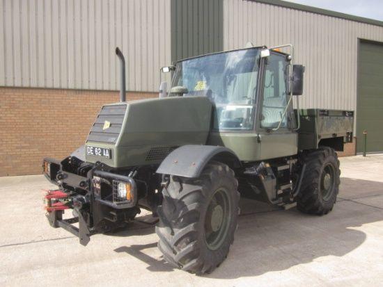 JCB Fastrac 155-65 Ex military tractor | Tractors | Tractors