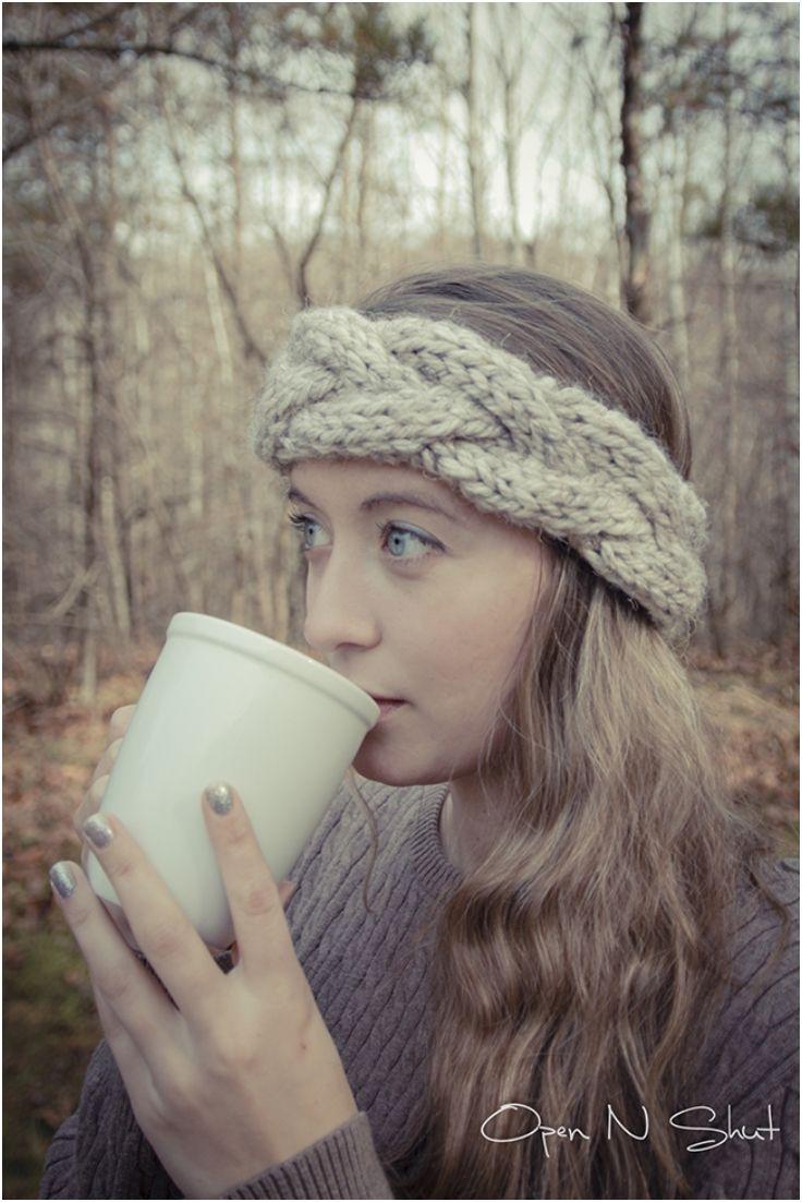 Top 10 Warm DIY Headbands (Free Crochet and Knitting Patterns | Diy ...