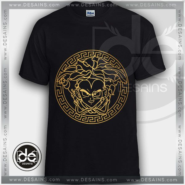 Buy Tshirt Vegeta Dragon Ball Versace Tshirt mens Tshirt