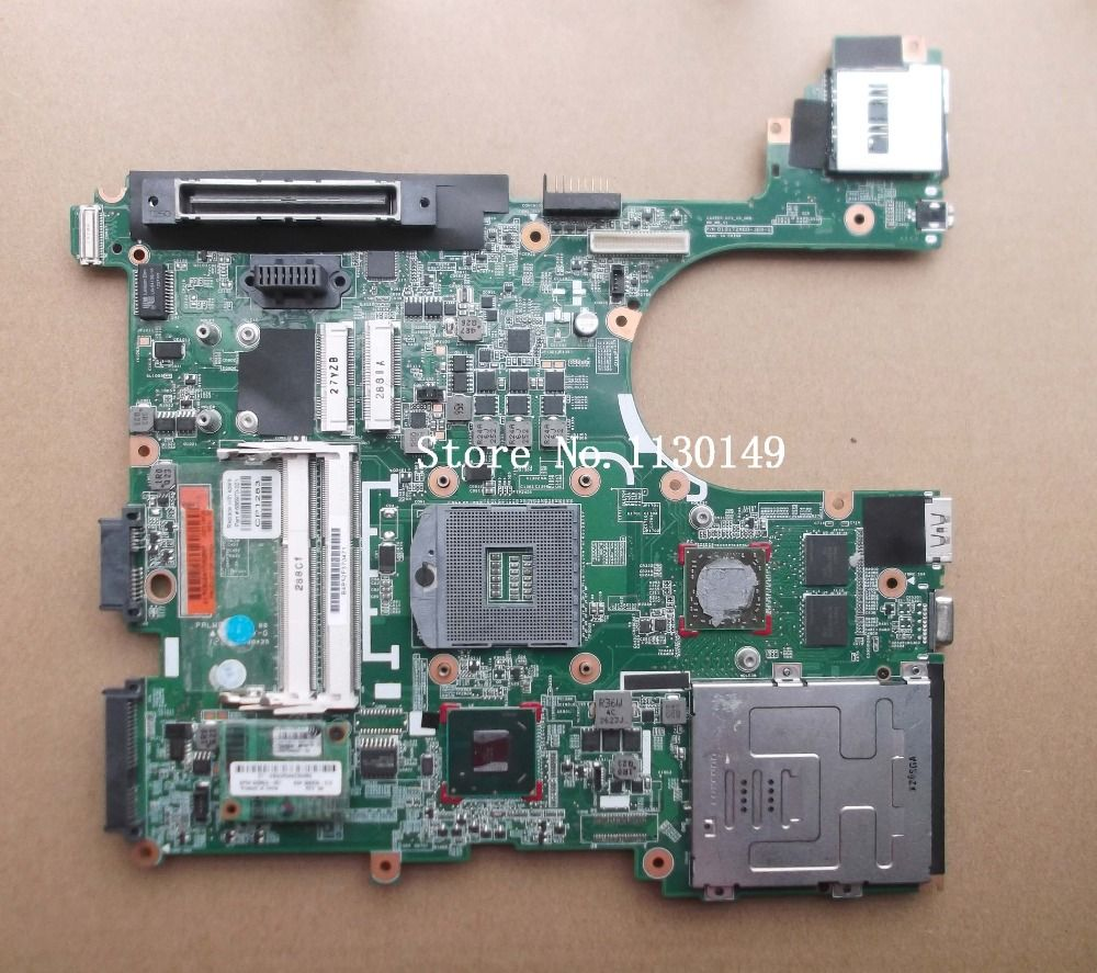 686970-001 Free Shipping 686970-501 Main board for hp Elitebook