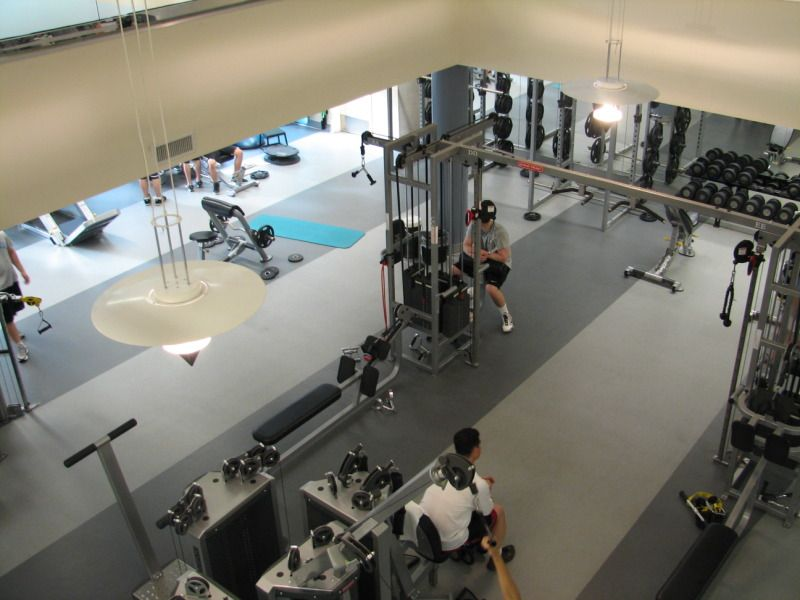 The Bgfjcc S State Of The Art Fitness Center Offers An Extensive Variety Of Cardio And Weight E Group Fitness Classes Health And Wellness Center Fitness Center