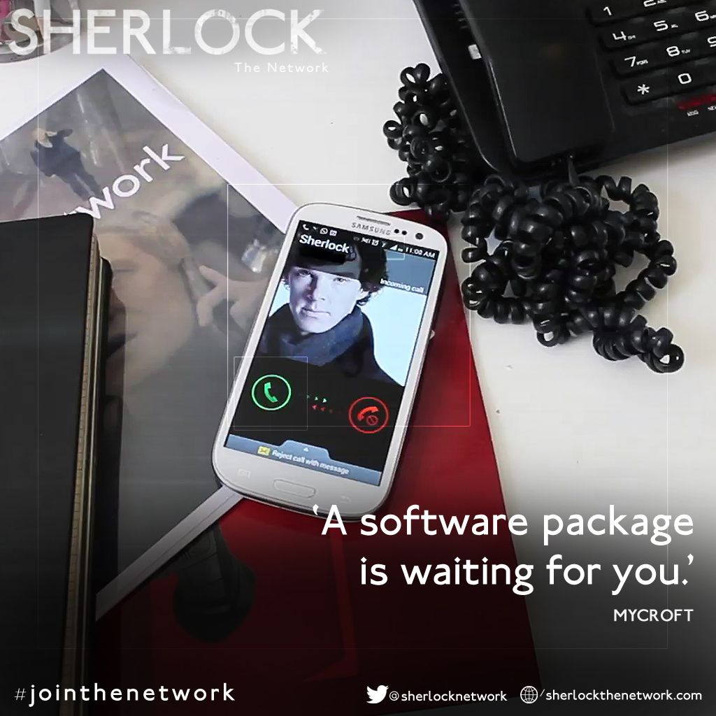 Sherlock The Network is coming to Android this August! Find out more about the game here: wwww.sherlockthenetwork.com
