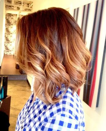 short hair ombre - Google Search