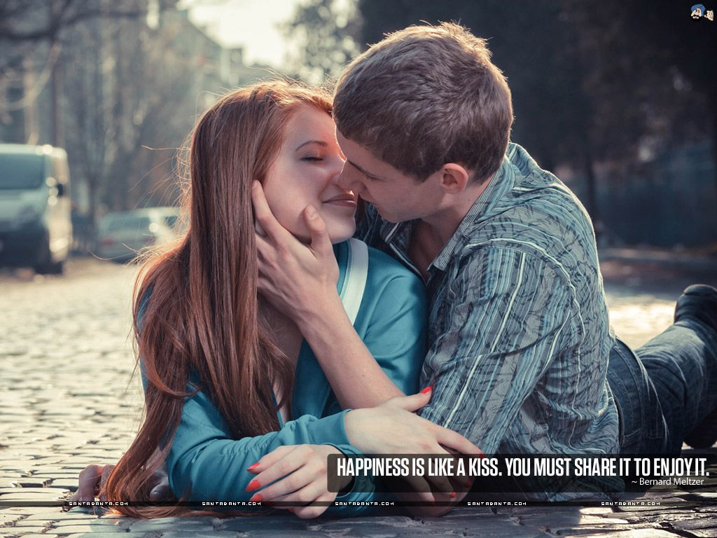 146 Love Couple Pic Images Wallpaper Pictures Hd 1080p: Emotions Kiss HD Wallpaper #23. Wallpapers Also Available
