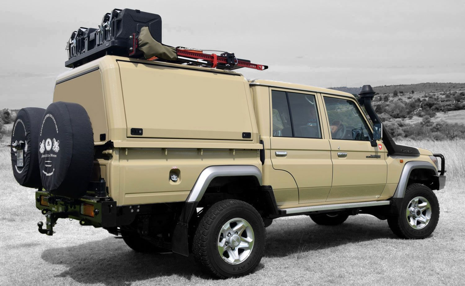 Land Cruiser Double Cab Canopies Land Cruiser Toyota Lc Land