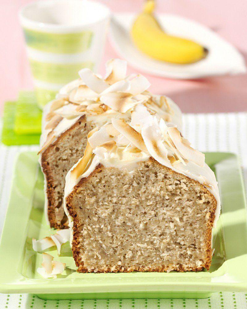 Bananen-Kokos-Kuchen