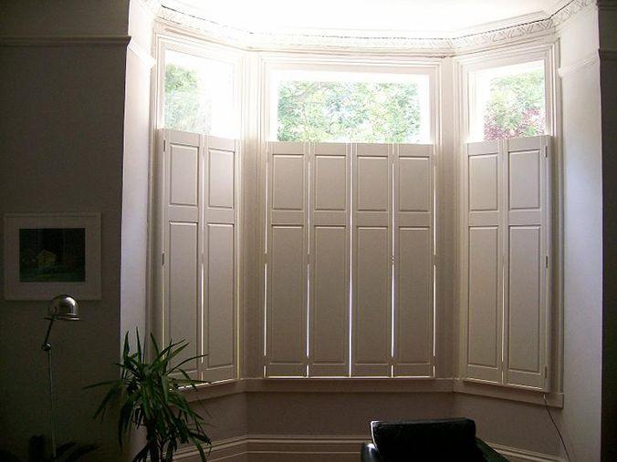 Bon Bay Window Shutter Solid Shutters