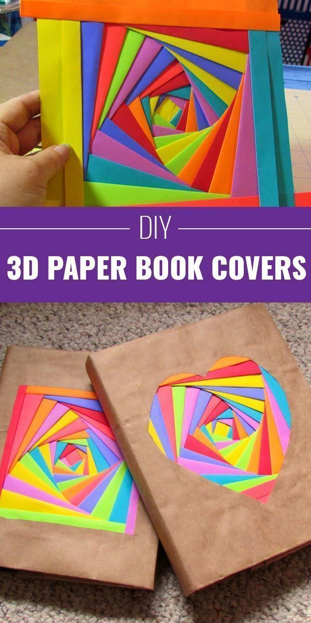 Cool arts and crafts ideas for teens project awesome 3d for Easy paper crafts for teens