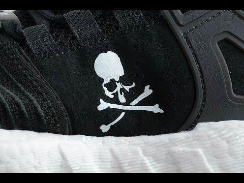 buy online 2dca9 fcea2 MasterMind World Japan x Adidas EQT Support 9391-17 Boost Mid Black from  kicks-vogue.com