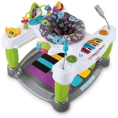 12aa4fbf93e3 Baby Activity Center Walker Music Seat Jumper Interactive Bouncer ...