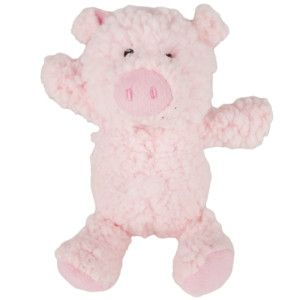 Toyshoppe Soft Fleece Pig Dog Toy Petsmart Dog Toys Pet