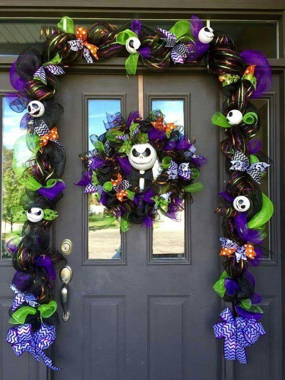 Ideas Para Halloween 2020 de 100 FOTOS con IDEAS de DECORACIÓN HALLOWEEN 2020 | Decoraciones
