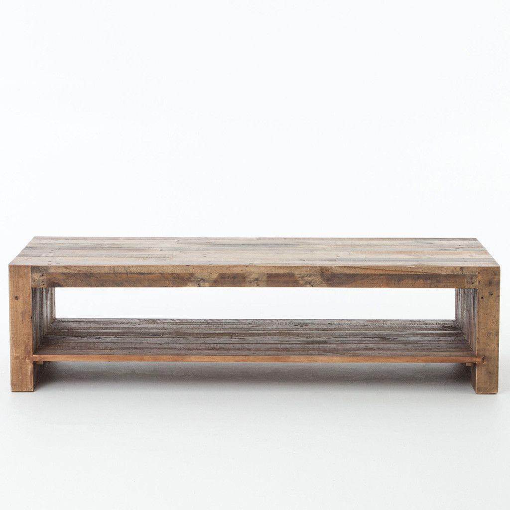rustic charm furniture. Combining The Rustic Charm Of Natural Wood With Contemporary Designs, Beckowurth Coffee Table Celebrates Furniture