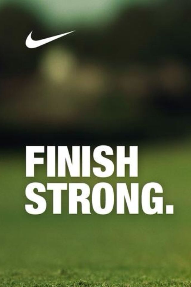 Two Words Can Mean So Much And Be So Inspirational And Great Nike Quotes Golf Quotes Soccer Quotes