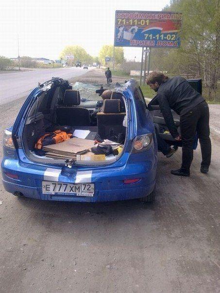 Такое возможно только в России | Смешно, Россия, Мемы
