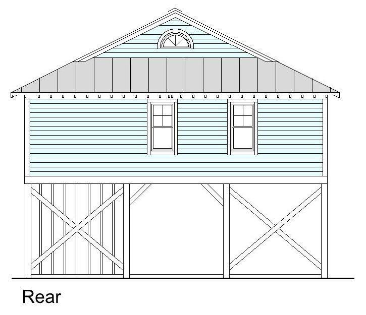 Best Minnow Cottage Cottage Floor Plans Coastal House Plans 400 x 300
