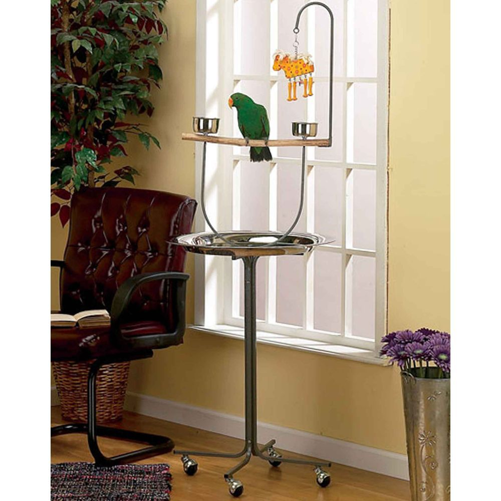 MidWest Parrot Playstand Bird Stand size Small/Medium