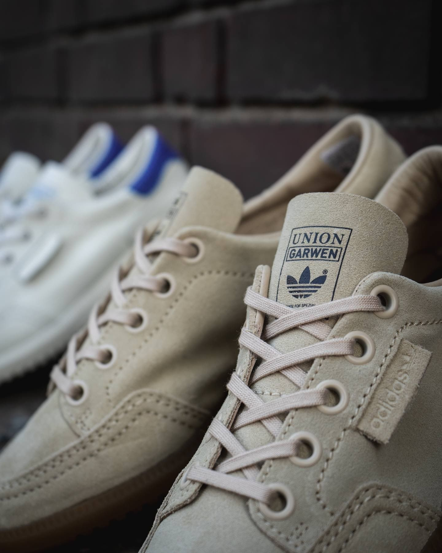 Union x adidas Originals Garwen SPZL  261dde8111