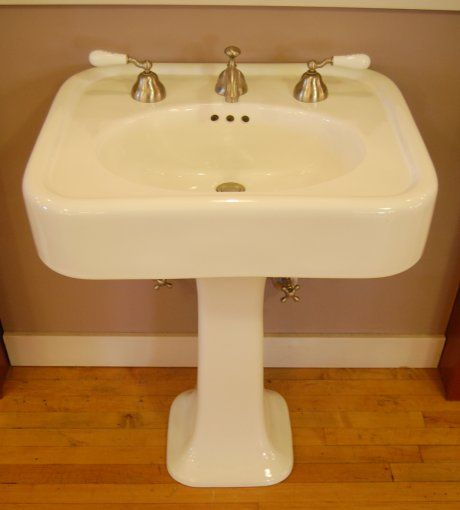 Reproduction 1930s Bathroom Sink Hey It S The One We Have