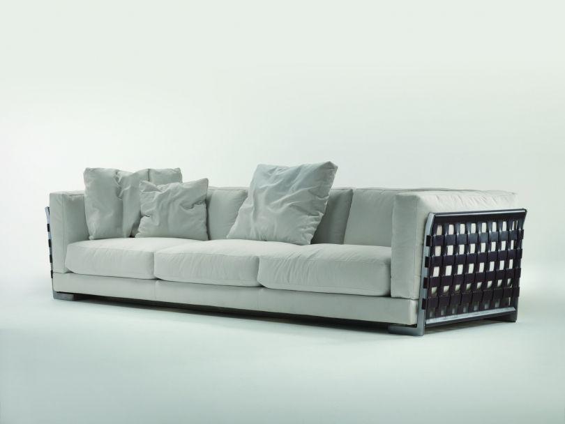 Divano Modulare Moderno Flexform.Flexform Cestone Sectional Sofa Design Antonio Citterio Sofa