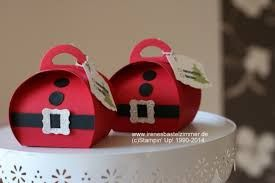 Bildergebnis für stampin up weihnachten verpackung