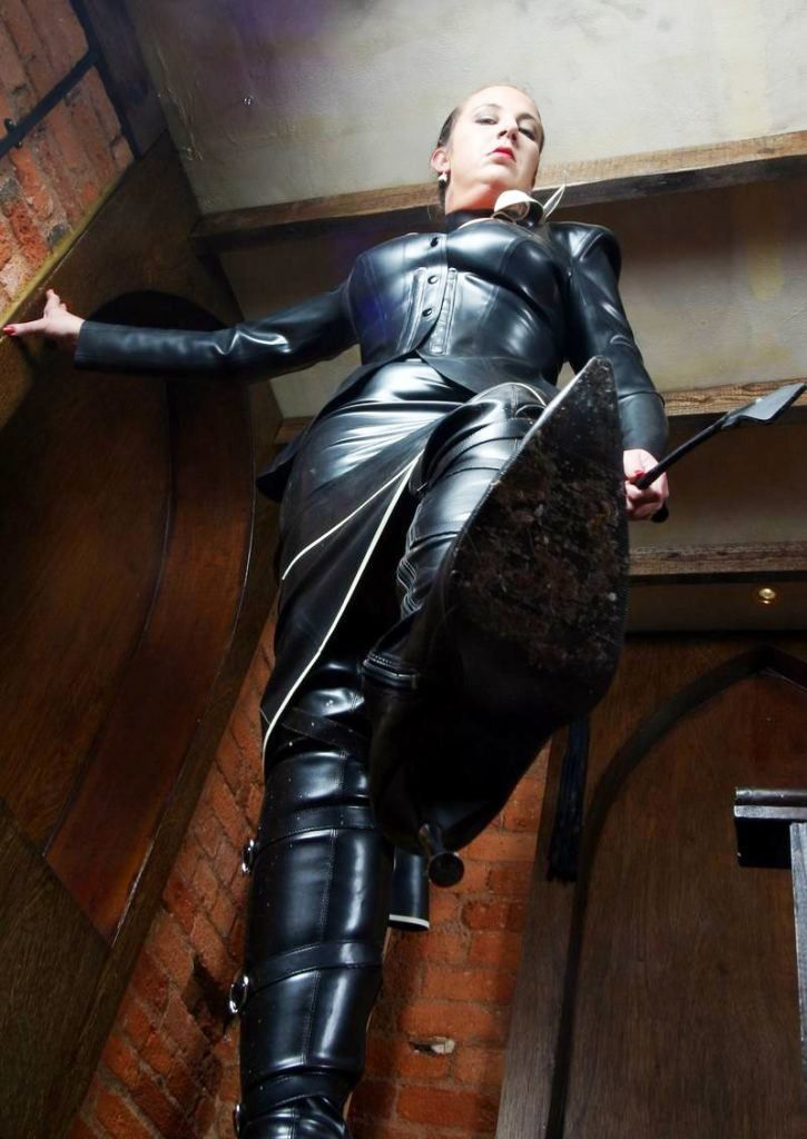 Latex leather Fetishism Leather High Heel Boots, Heeled Boots, Female  Supremacy, Vanilla,