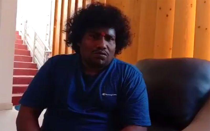 Actor YogiBabu Talk About Corona Awareness Video