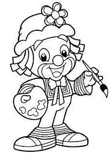 Patati Patata Drawings Coloring Print Souvenir Birthday 3