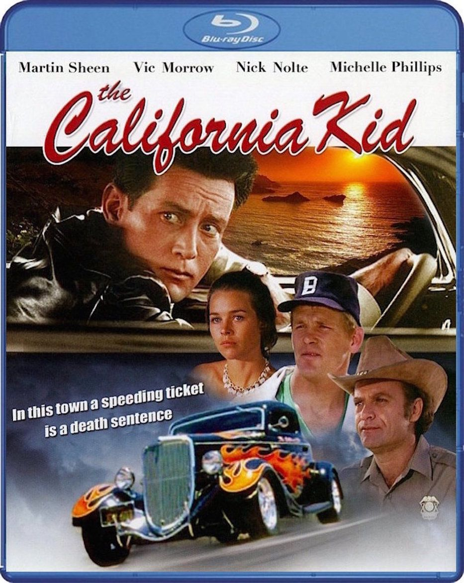 THE CALIFORNIA KID BLU-RAY | SHOUT FACTORY! BLU-RAYS | Pinterest