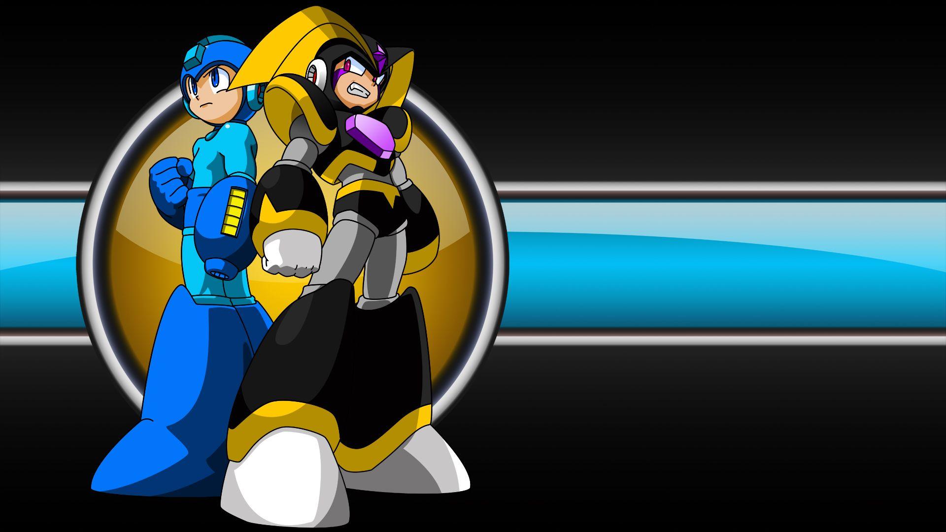 Wallpapers Megaman Mega Man Bass 1920x1080