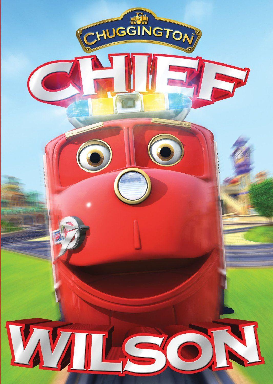 Saving Santa DVD and Chuggington\'s: Chief Wilson DVD Review