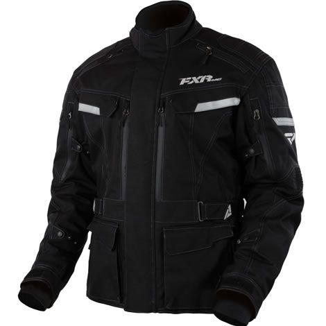 Yamaha Motor Canada Accessories Apparel Apparel On Road Riding Gear Men Jackets Fxr Excursion Jacket Jackets Motorcycle Jacket Apparel