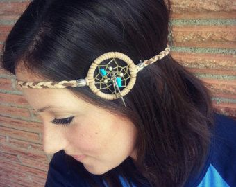 Beautiful dreamcatcher headband