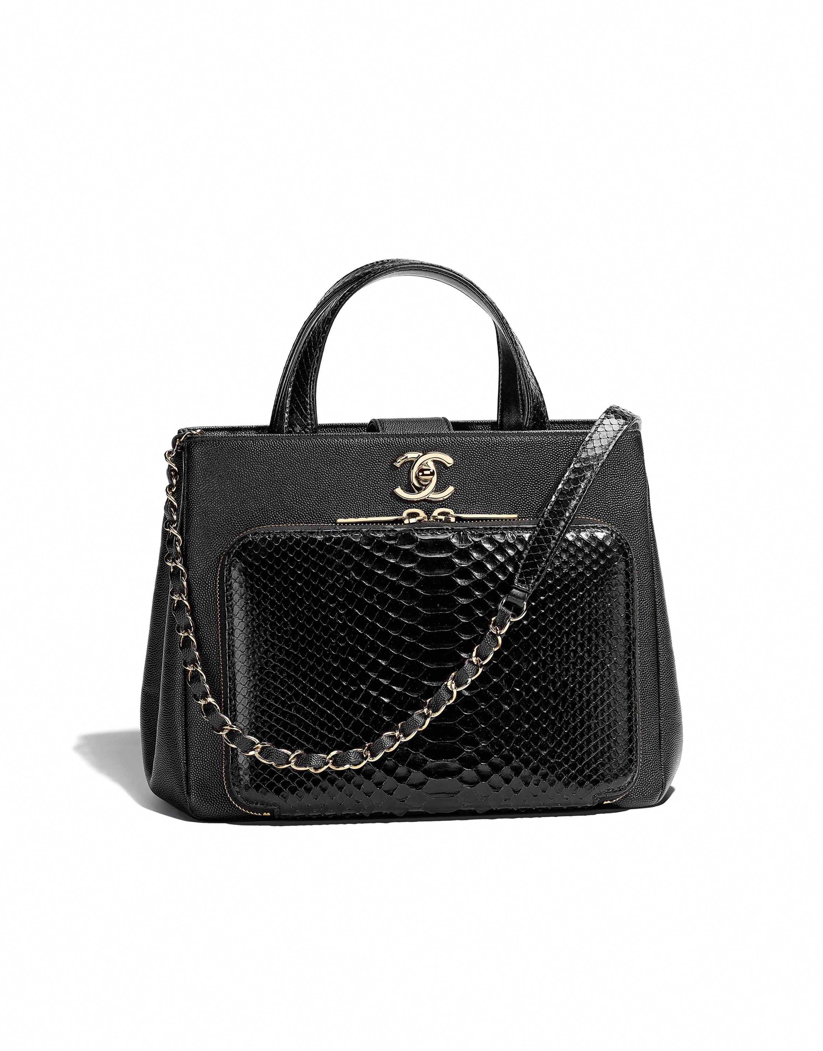 81211cbaaf2 SPRING-SUMMER 2018 - crumpled calfskin, pvc, resin   silver-tone  metal-turquoise  Chanelhandbags   Chanel handbags in 2018   Pinterest    Chanel handbags, ...
