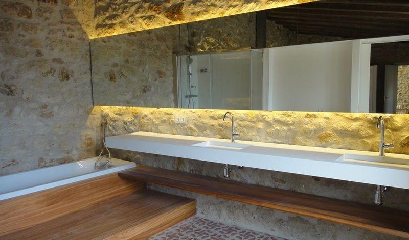 Arquitectos e interioristas clientes de tono bagno gloria for Arquitectura banos modernos