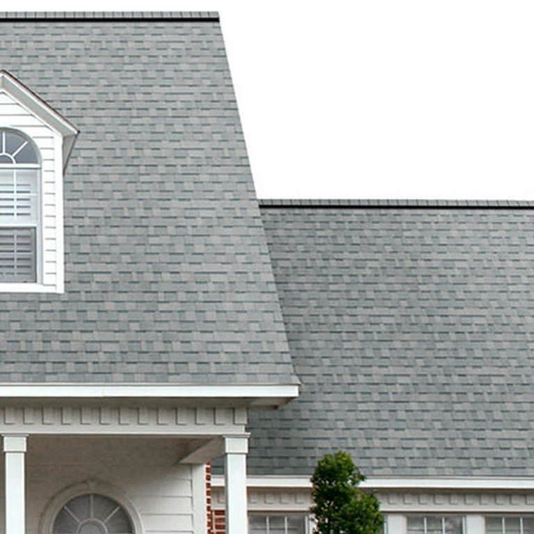 Owens Corning Oakridge Shingles Antique Silver Roof Shingles