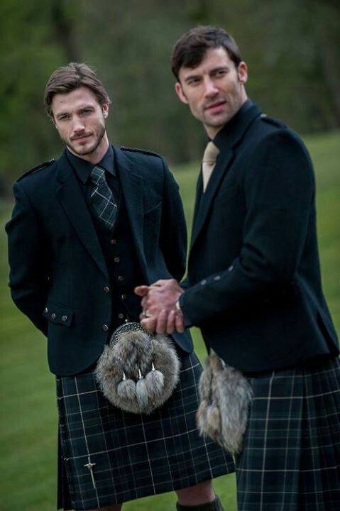 Scottish men