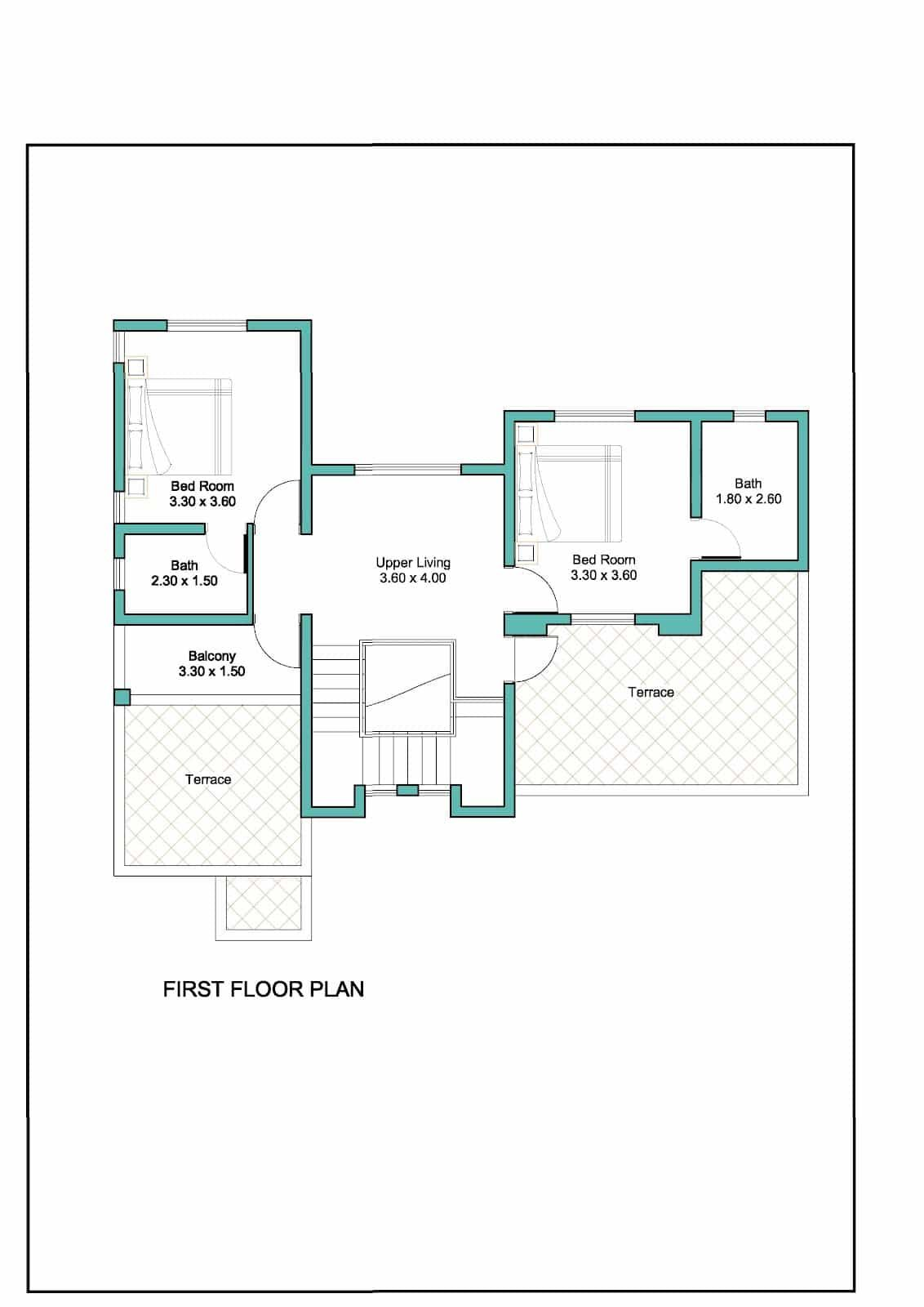 Contemporary Kerala Home Plan Kerala House Design Cool House Designs Modern House Floor Plans