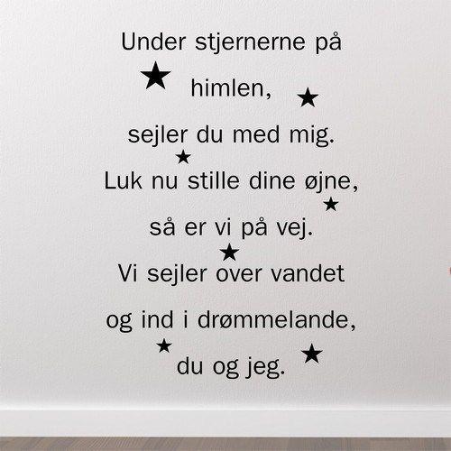 citater om stjerner på himlen