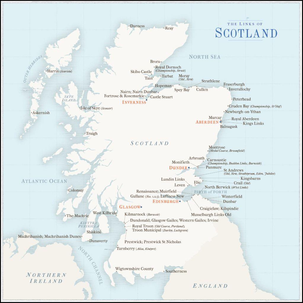 Map of golf courses in Scotland   Scotland/Ireland   Golf ... Golf Courses In Scotland Map on gleneagles scotland map, golf in england map, airports in scotland map, scottish golf map, distilleries in scotland map, uk golf map, golf courses in london, beaches in scotland map, golf resort map, lakes in scotland map, st andrews golf course map, castles in scotland map,