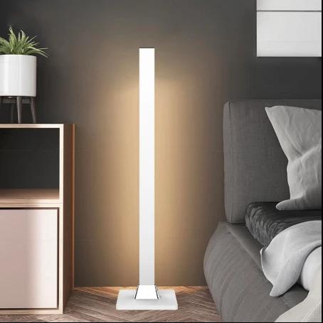 Modern Minimalist Floor Lamp Led Remote Control Floor Lights