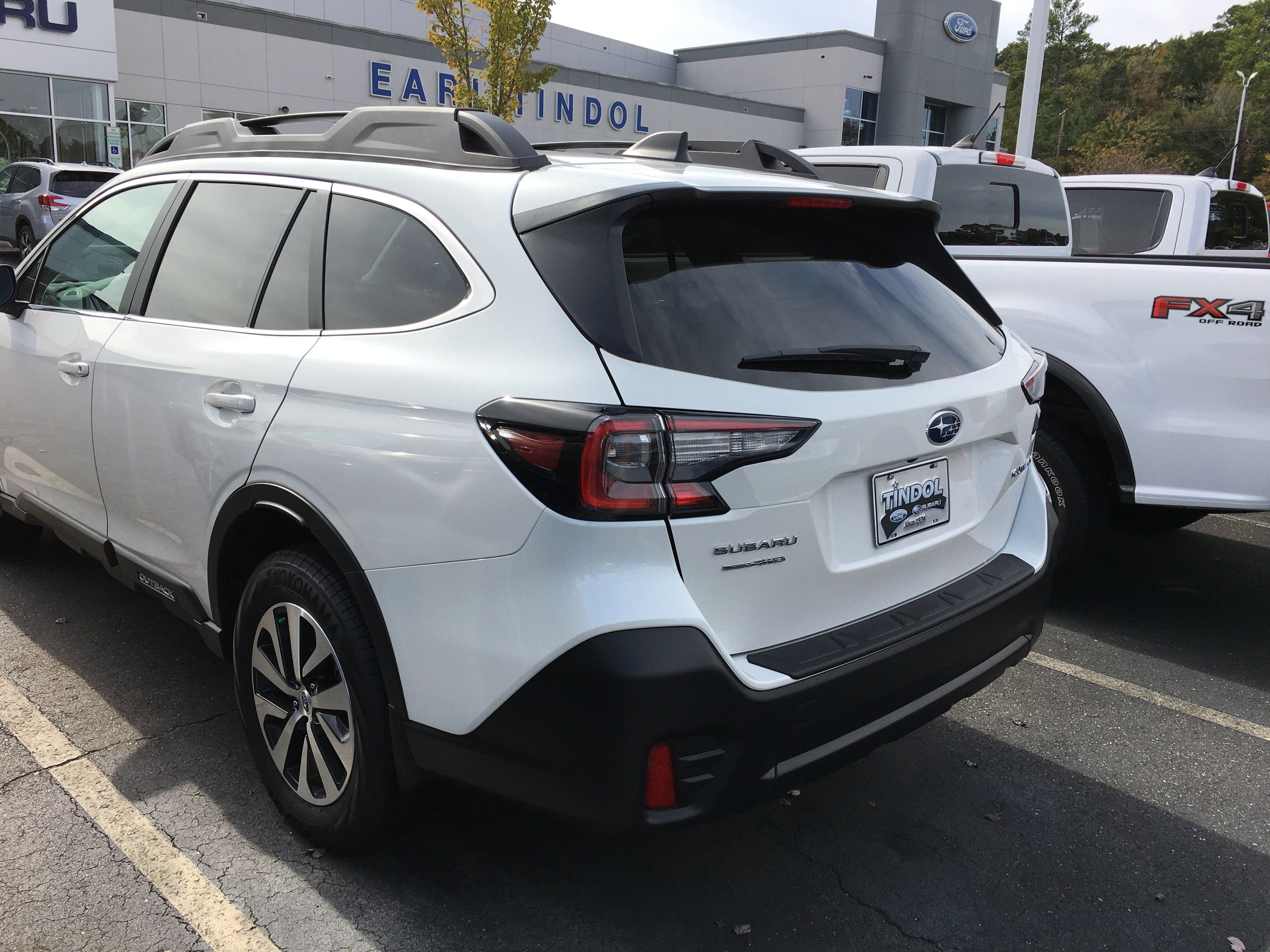 2020 Subaru Outback Review and Release Date di 2020