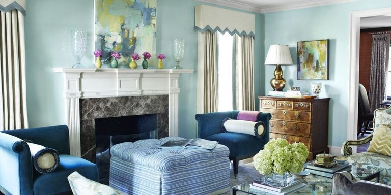 Living Room Color Ideas That Feel Anything But Ordinary Room