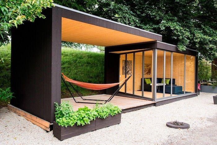 Le top des ABRIS de Jardin – 45 idées design | Mezzanine and Decoration