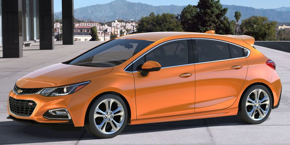 2017 Chevrolet Cruze Hatchback Specs Price And Release Date