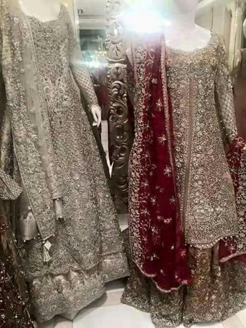 Pakistani Couture Pakistani Wedding Dresses Pakistani Bridal Wear Indian Bridal Outfits