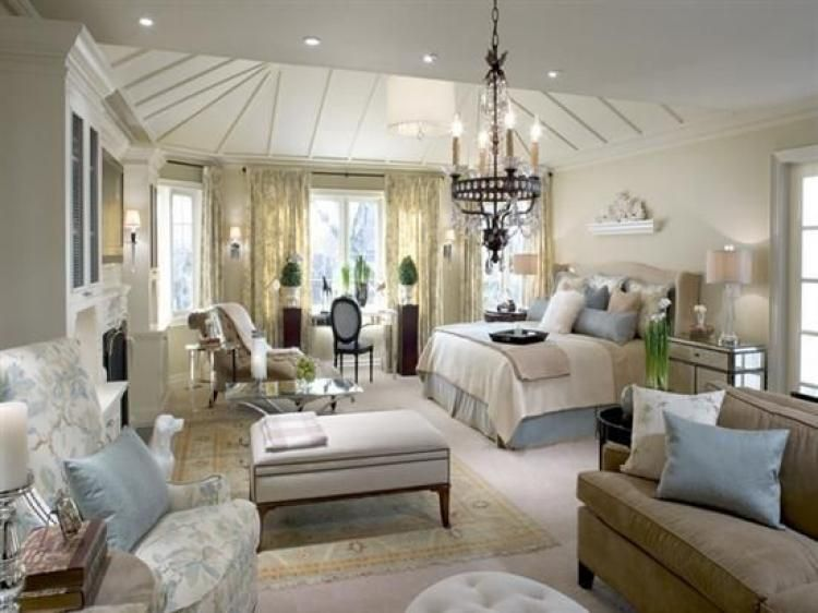 30 Gorgeous Huge Master Bedroom Decorating Ideas Dream Master