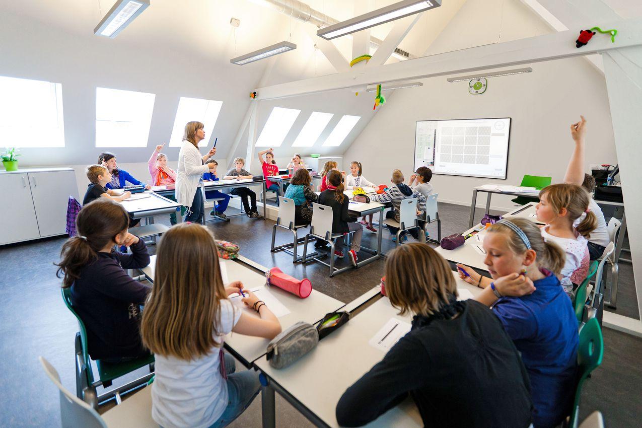 Classroom Design Grants ~ Belgium education related keywords